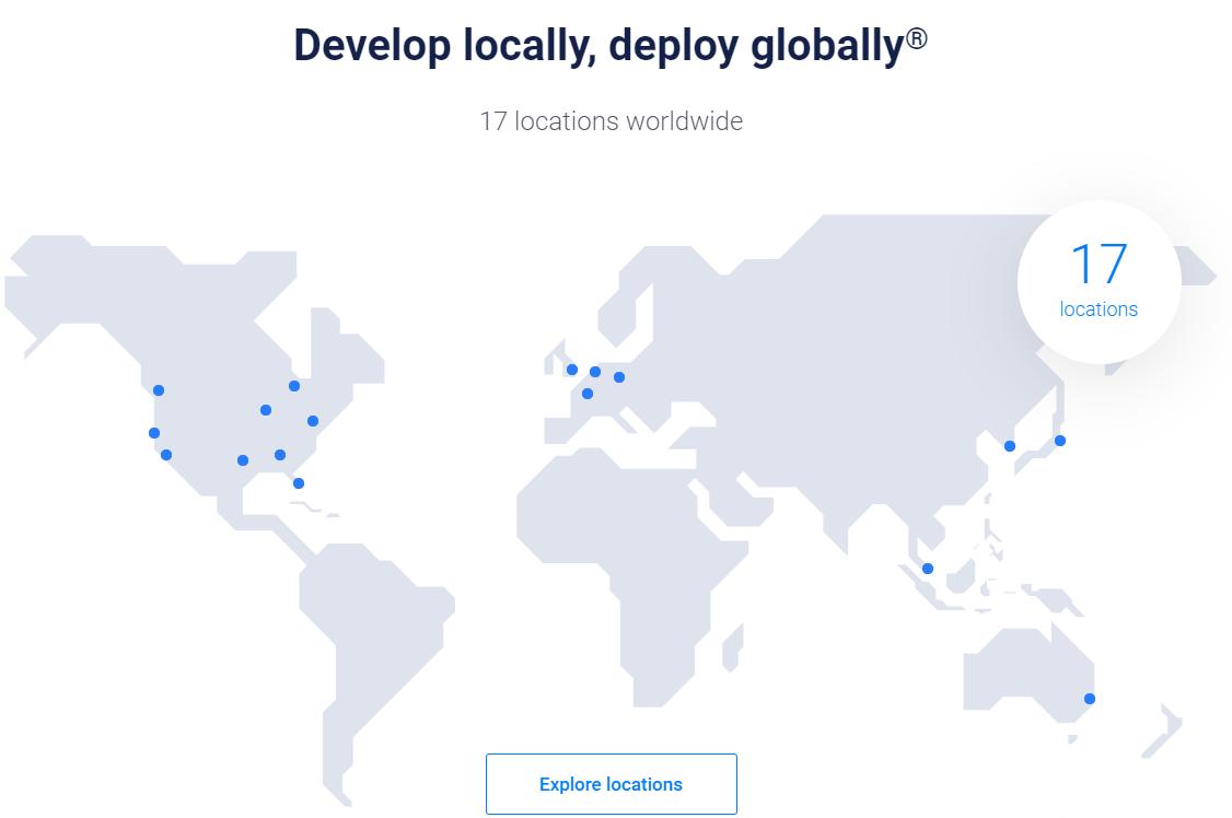 vultr全球数据中心分布图