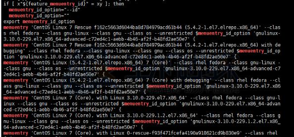 查看Linux内核版本