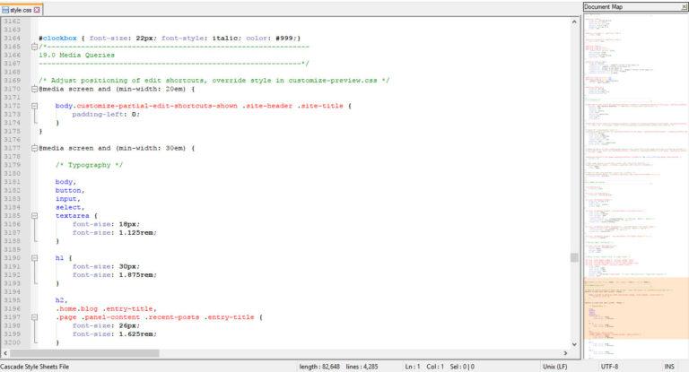 文件代码优化