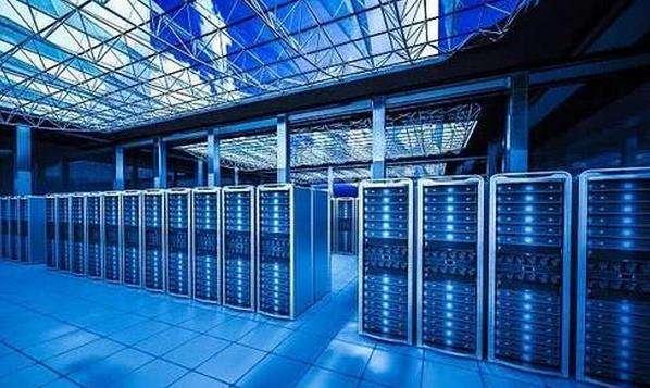 香港数据机房