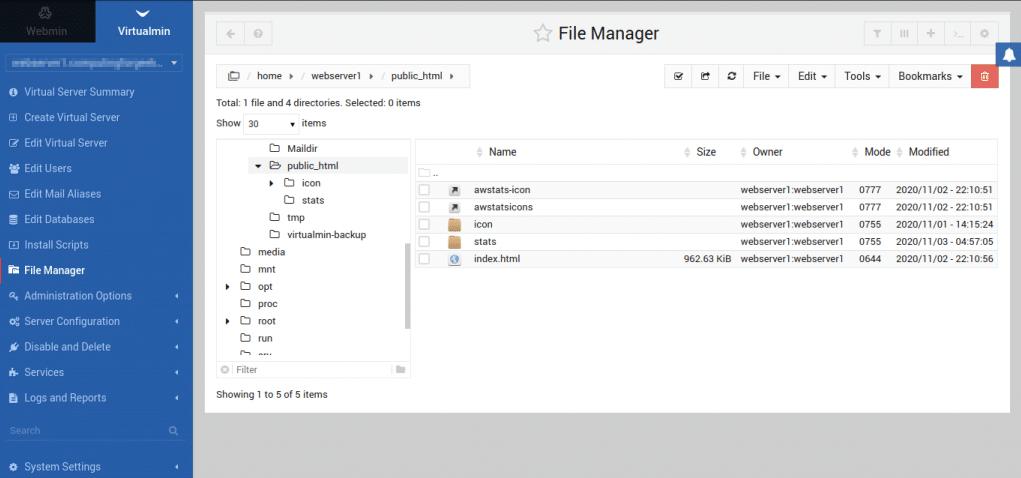 文件管理功能