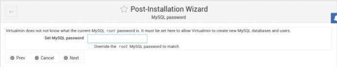 设置MariaDB数据库