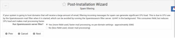 SpamAssasin设置