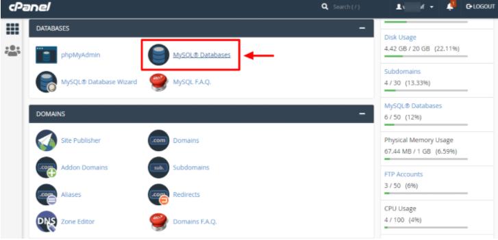 mysql数据库管理