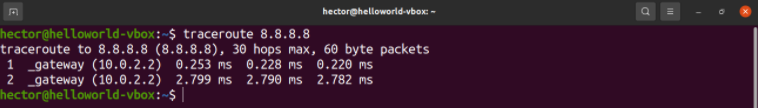 探测IP地址