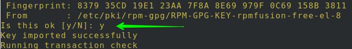 确认安装FFmpeg