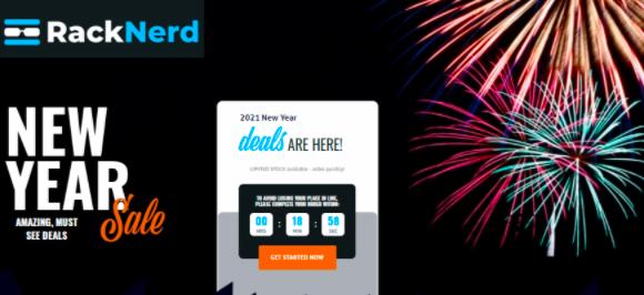 RackNerd新年促销优惠活动