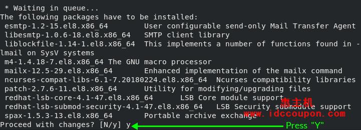 安装其他软件包