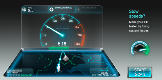 Speedtest CLI工具