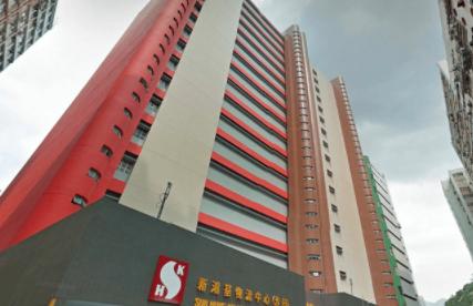 香港电信沙田机房