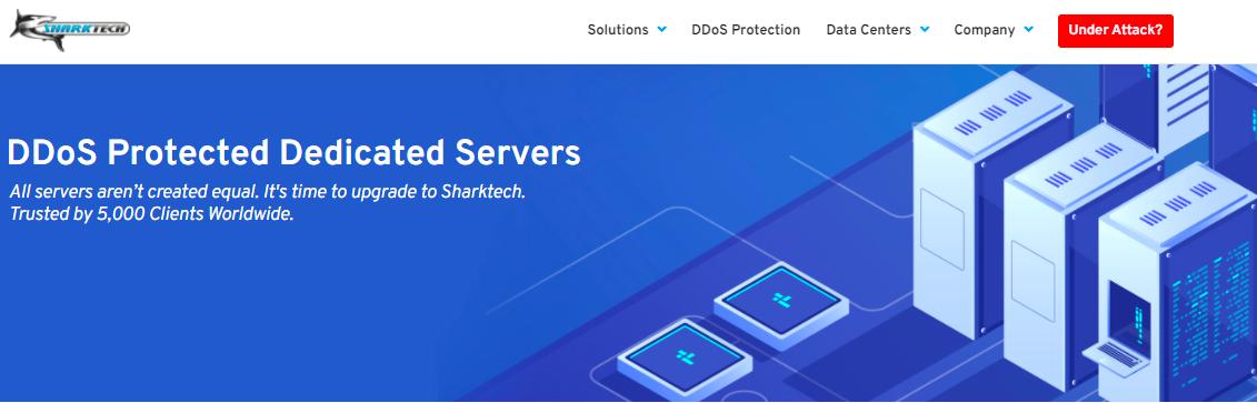 SharkTech美国服务器租用