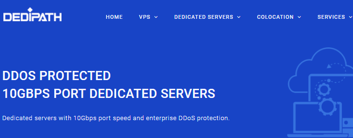 DediPath大带宽美国服务器