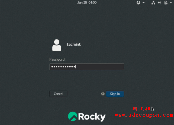 Linux系统登录