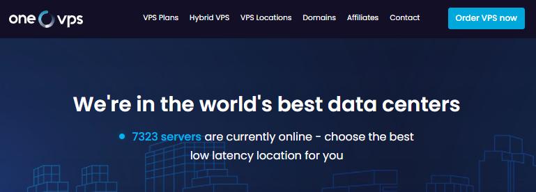 OneVPS日本vps